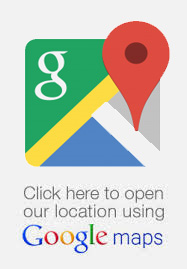 To find us on google map